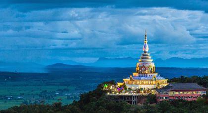 Reiseziel Chiang Mai in Thailand