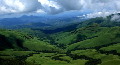 Reiseziel Chikmagalur in Südindien