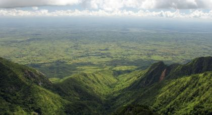 Zomba Plateau in Malawi