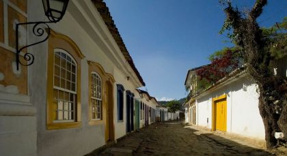 Destination Paraty in Brazil