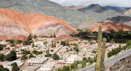 Purmamarca in Argentinien