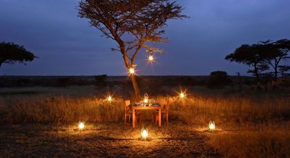 Reiseziel Masai Mara Conservancy in Kenia