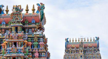 Reiseziel Madurai in Südindien