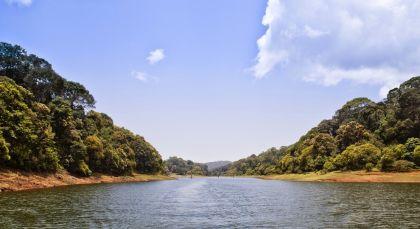 Reiseziel Thekkady in Südindien