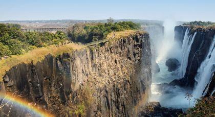 Reiseziel Victoriafälle Sambia in Sambia