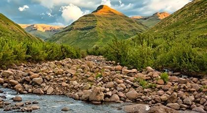 Lesotho Tours in Africa