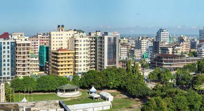 Destination Dar es Salaam in Tanzania