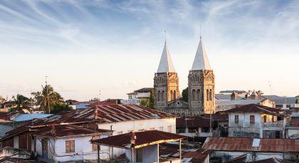 Reiseziel Stone Town in Tansania