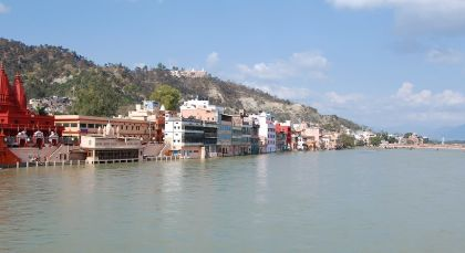 Destination Haridwar in Himalayas