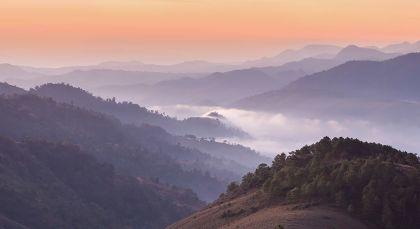 Reiseziel Kalaw in Myanmar
