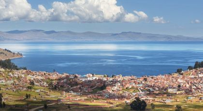 Destination Copacabana in Bolivia