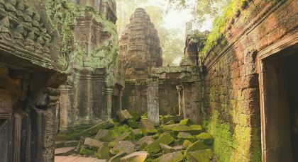 Koh Rong Archipel in Kambodscha