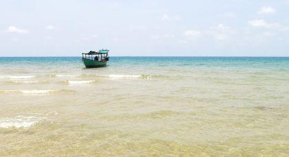 Destination Sihanoukville in Cambodia