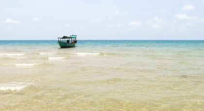 Reiseziel Sihanoukville in Kambodscha