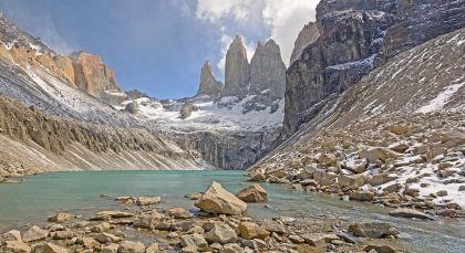 Reiseziel Torres del Paine in Chile