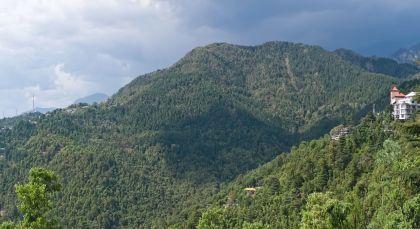 Dharamsala in Himalaja