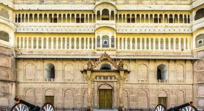 Reiseziel Bikaner in Nordindien
