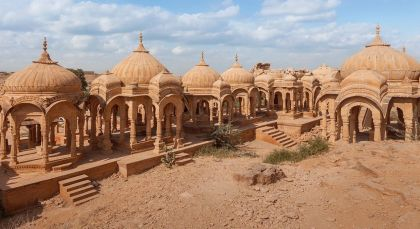 Destination Jodhpur in North India