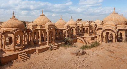 Reiseziel Jodhpur in Nordindien