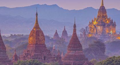 Reiseziel Mawlamyine in Myanmar