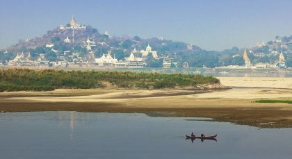Reiseziel Mandalay in Myanmar