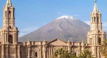 Destination Arequipa in Peru