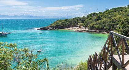 Reiseziel Buzios in Brasilien