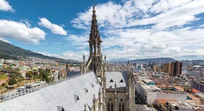 Quito in Ecuador/Galapagos