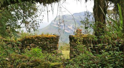Reiseziel Chachapoyas in Peru