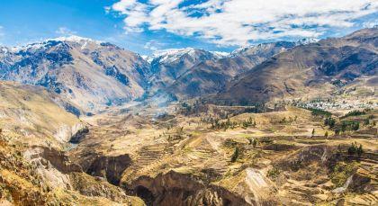 Colca in Peru
