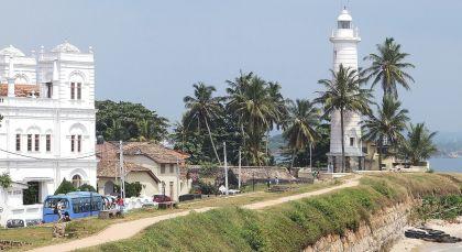Reiseziel Galle Fort in Sri Lanka