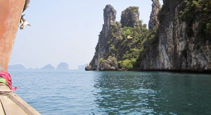 Destination Koh Yao Yai in Thailand