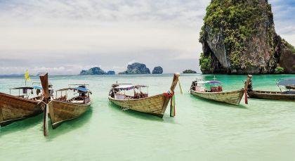 Reiseziel Phuket in Thailand