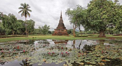 Destination Sukhothai in Thailand
