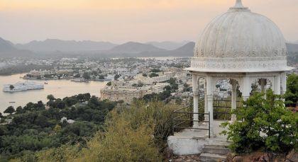 Reiseziel Udaipur in Nordindien