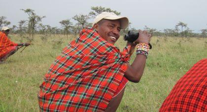 Reiseziel Masai Mara Walking Safari in Kenia