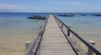 Reiseziel Pemuteran in Indonesien