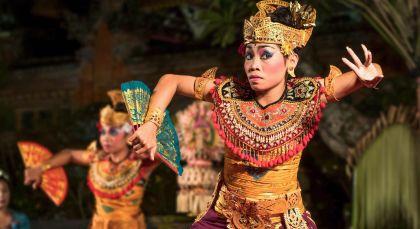 Ubud in Indonesien