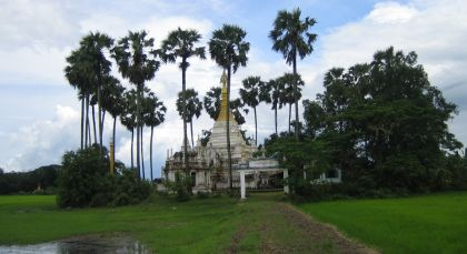 Destination Mawlamyine in Myanmar