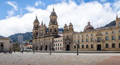 Bogota in Kolumbien