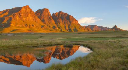Destination Sehlabathebe National Park in Lesotho
