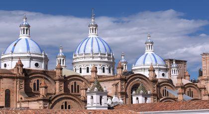 Cuenca in Ecuador/Galapagos