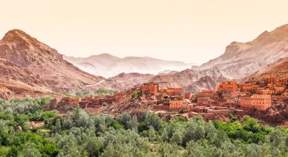 Destination High Atlas in Morocco