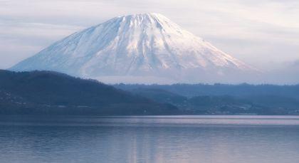 Tōya-See in Japan