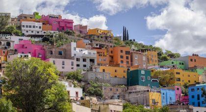 Destination Guanajuato in Mexico