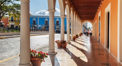 Destination Campeche in Mexico