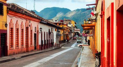 Destination San Cristobal de las Casas in Mexico
