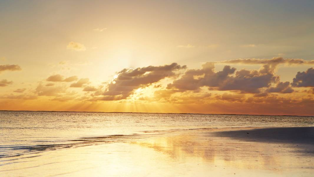 Lux* Belle Mare beach