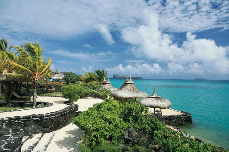Paradise Cove headland
