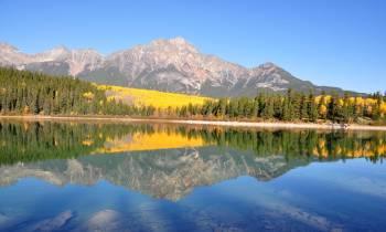 Patricia Lake, Jasper
